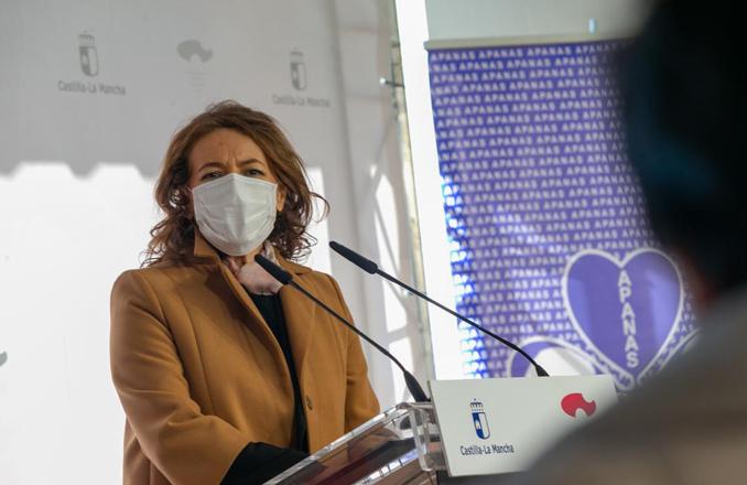 El Gobierno de Castilla-La Mancha amplía el Centro Público de Alzheimer en Ciudad Real con una inversión de casi 800.000 euros