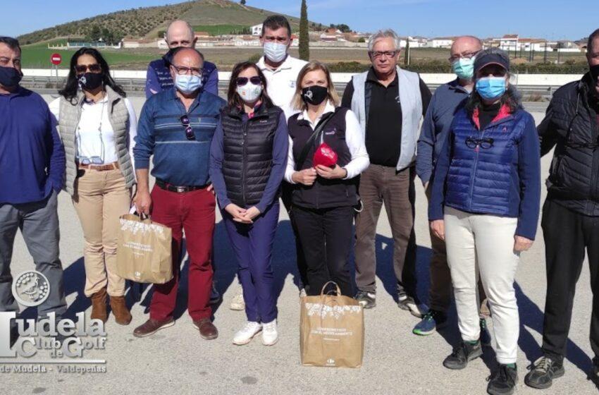 I Torneo ranking federación club de Golf Mudela