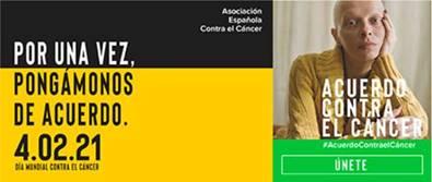 Día Mundial Contra el Cáncer: MANIFIESTO #AcuerdoContraelCáncer