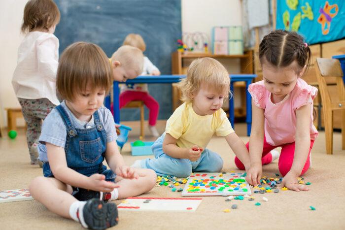 Ingreso en escuelas infantiles