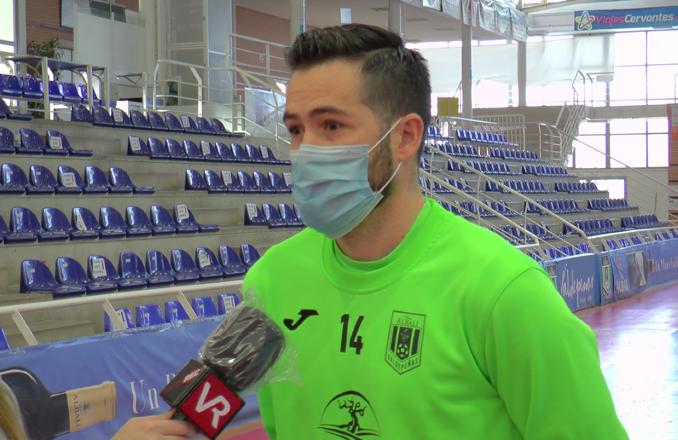 Rafael Rato: «Echamos mucho de menos a la Marea Azulona y esperemos que esto pase pronto»
