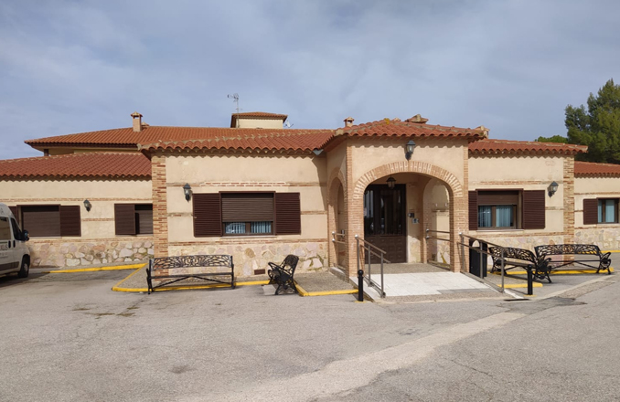 Regresan las visitas a la Residencia de mayores de Villahermosa