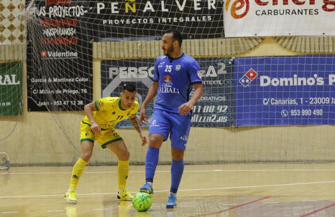 Jaén Paraíso Interior y Viña Albali Valdepeñas firmaron tablas en la decimonovena jornada de Liga (1-1)