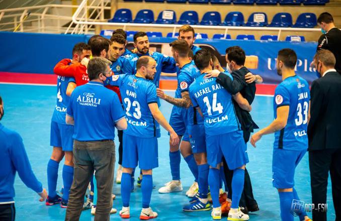 4-2| El Viña Albali Valdepeñas es de Copa de España