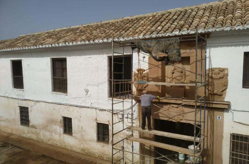 Finalizan las obras de rehabilitación y acondicionamiento del edificio de la calle Monjas y Honda de Villanueva de los Infantes
