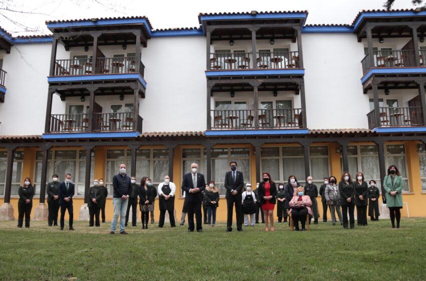 El Parador de Manzanares celebra su 90º aniversario estrenando su cuarta estrella