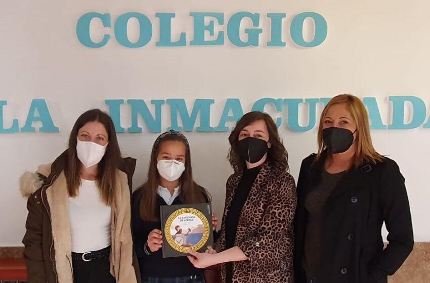 El Ayuntamiento de Santa Cruz de Mudela organiza un concurso de poesía entre los tres centros escolares para conmemorar el 8-M