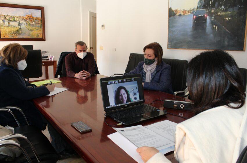 Villanueva de los Infantes celebra una reunión del Consejo Local de la Mujer