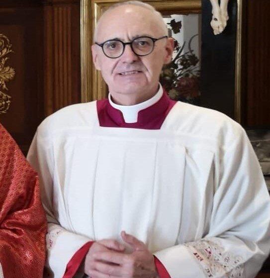 Hoy en el XVI Ciclo de Formación Cofrade «Los Jueves de la Misericordia» D. Tomás Ruíz Novés, Canónigo de la Santa Iglesia Catedral Primada de Toledo