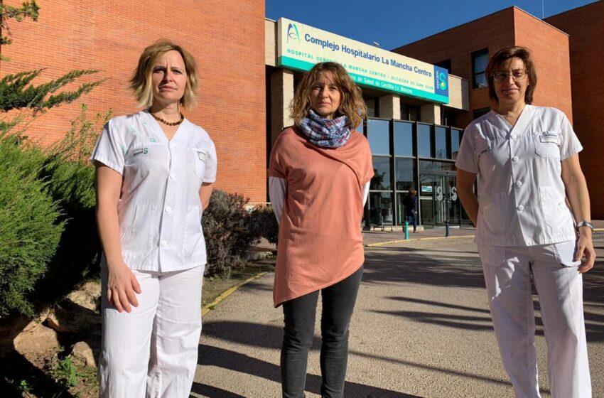 Enfermeras del Hospital Mancha Centro, premiadas por investigar la influencia de las nuevas tecnologías en los hábitos de sueño de los adolescentes