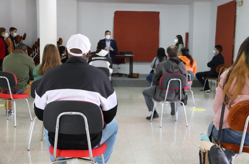 Arranca la Escuela de Empleo de actividades auxiliares de almacén en Manzanares