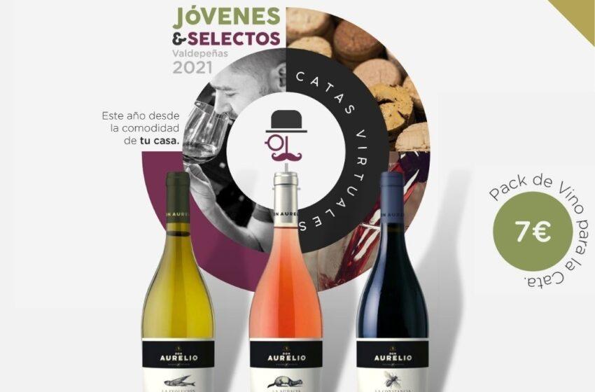 """Bodegas Navarro López  participará en la cata virtual """"Jóvenes & Selectos"""" 2021"""