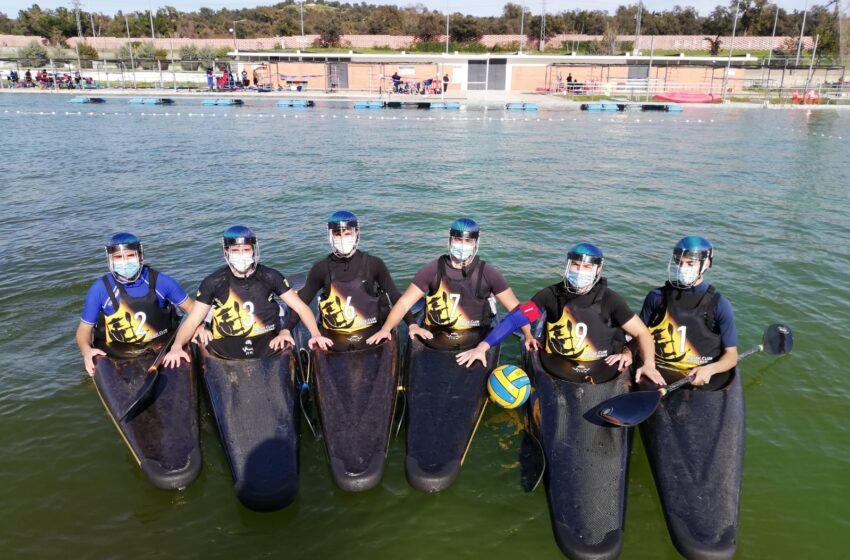 El Kayak Club Valdepeñas retoma la marcha y las actividades