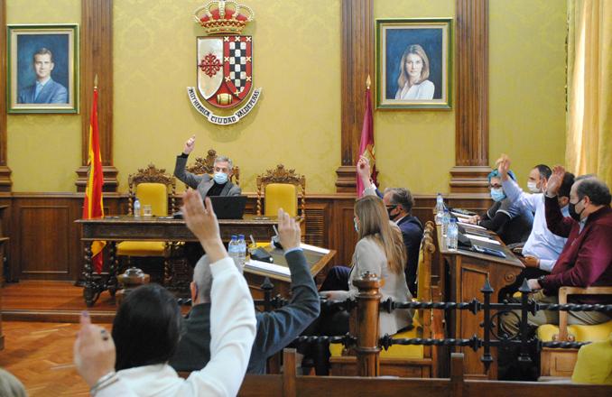 Valdepeñas aprueba por unanimidad una partida de 500.000 euros para ayudar al comercio y hostelería