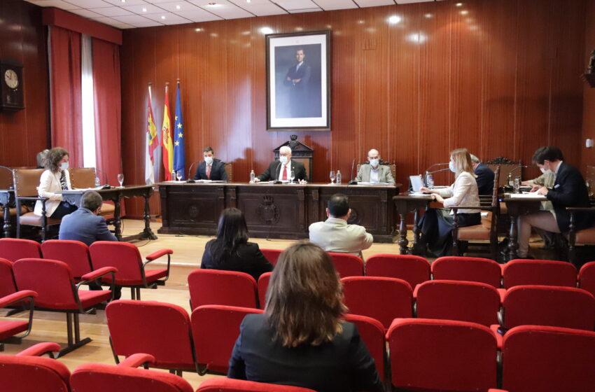Este lunes se ha celebrado el Pleno Ordinario de marzo en Manzanares