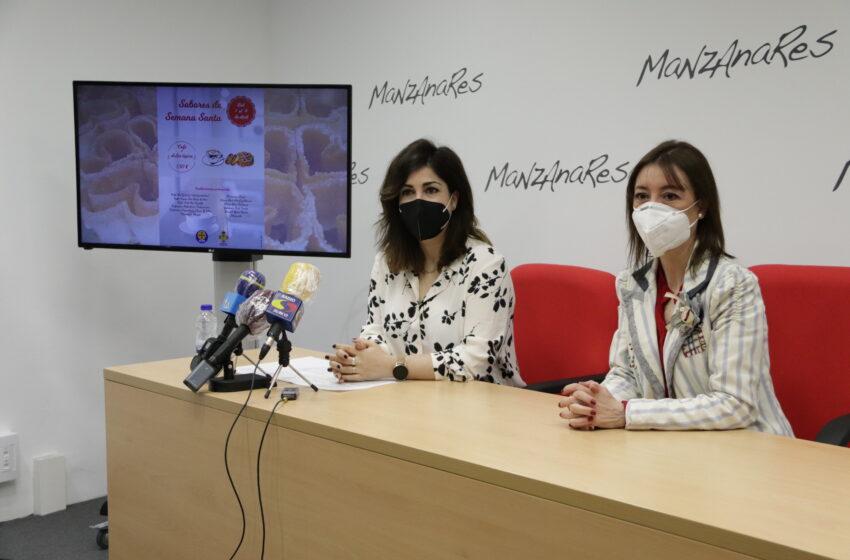 Ayuntamiento y Asociación de Hostelería de Manzanares endulzan la Semana Santa