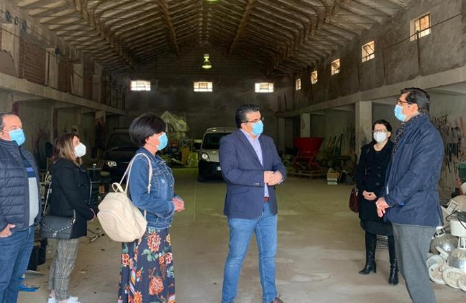 Caballero muestra su compromiso con las iniciativas culturales, sociales y sostenibles que proyecta Villahermosa para recuperar el patrimonio público