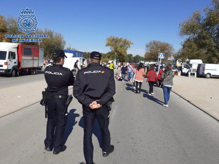 Policía Nacional de Alcázar de San Juan