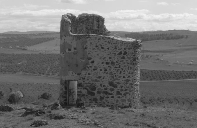 Lo que esconde Valdepeñas… los molinos del Cerro de San Blas