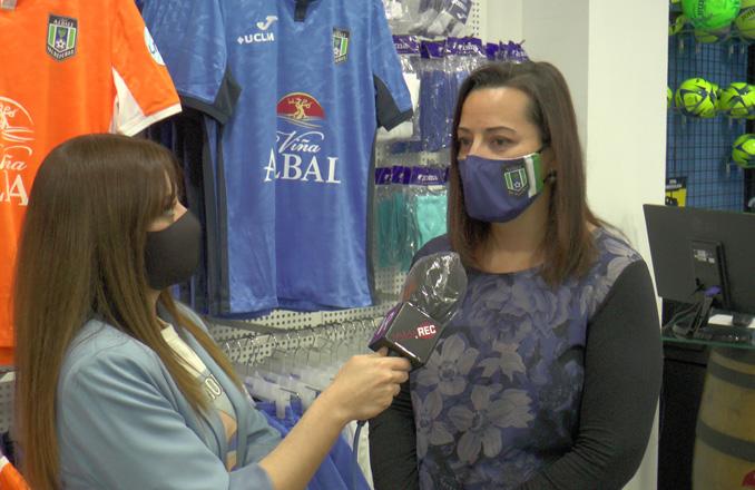 Pilar Ballesteros: «Clasificarnos por segundo año para la Copa de España es algo a lo que hay que dar mucho mérito y valor»