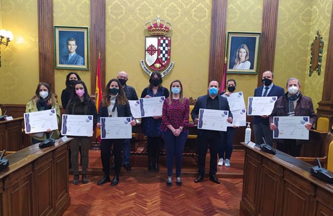 Veintitrés servicios turísticos de Valdepeñas reciben el certificado de calidad SICTED 'anti-covid'