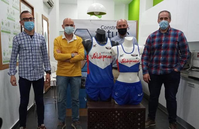 Sistemas Valcom, nuevo patrocinador del Valdepeñas Athletics Club