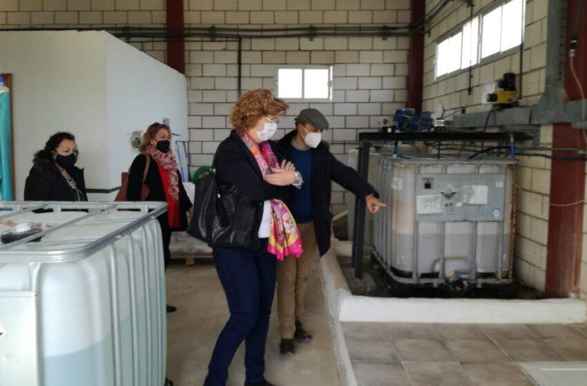 El Gobierno regional invierte 29.000 euros para renovar las instalaciones en alta del abastecimiento de agua de Valdemanco del Esteras y Agudo
