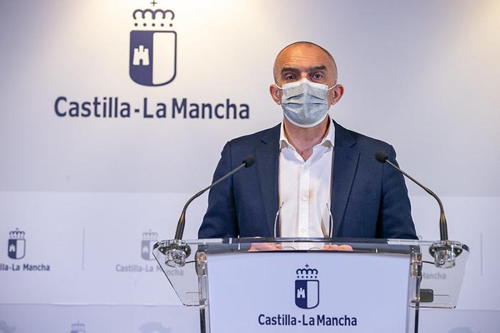 El Gobierno regional destaca que la próxima semana se administrarán en Castilla-La Mancha 150.000 dosis de vacuna contra la Covid-19