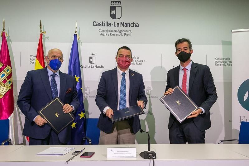 La Fundación Dieta Mediterránea se compromete de nuevo con Castilla-La Mancha y entregará sus III 'Premios Columela' en Toledo el 15 de octubre