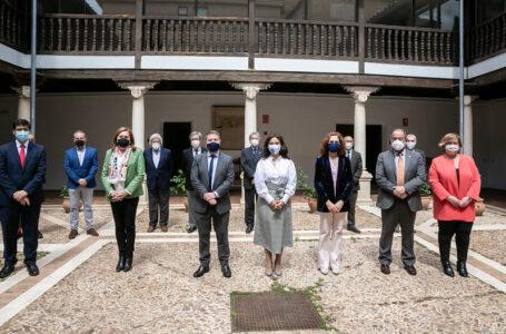 Inauguración de la exposición que conmemora el VI Centenario del título de ciudad para Ciudad Real. (Fotos: D. Esteban González // JCCM)