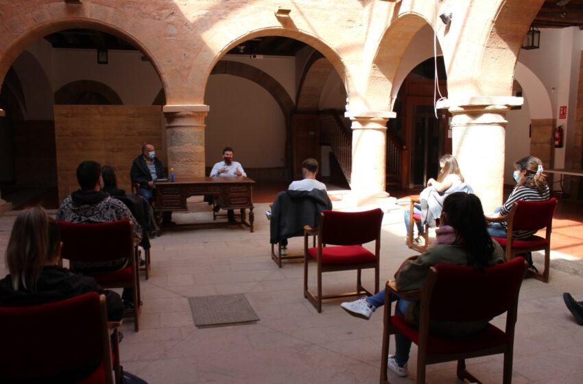 El Concejal de Turismo de Villanueva de los Infantes clausura el curso 'Diseño y gestión de actividades turísticas en el medio rural'