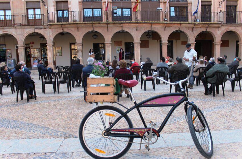 Poesía de pueblo en pueblo en Villanueva de los Infantes