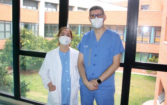 Facultativos del Hospital Mancha Centro