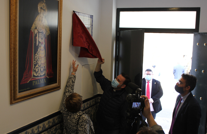 Misericordia y Palma abrirá las puertas de su nueva Casa Hermandad para celebrar unas Jornadas de puertas abiertas