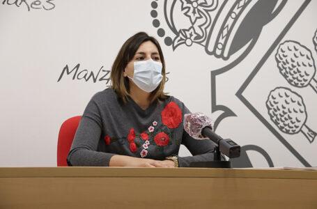 Isabel Díaz-Benito, concejala de Obras y Medio Ambiente de Manzanares
