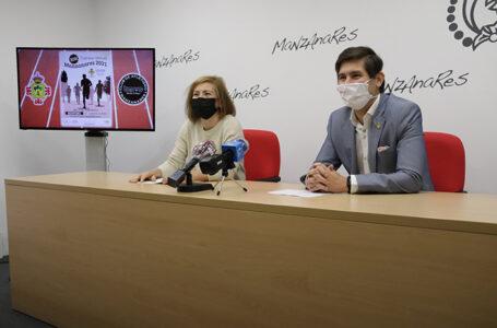 Presentación carrera virtual de Manzanares