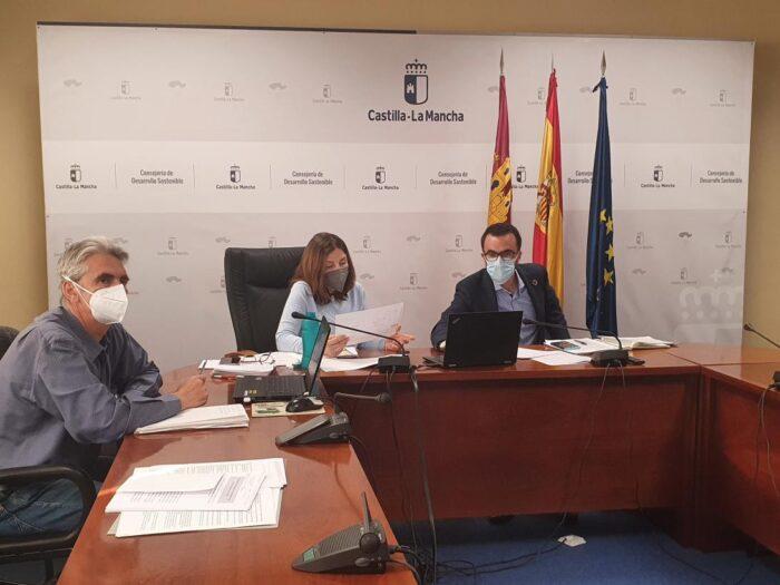 Reunión del Consejo Regional de Caza