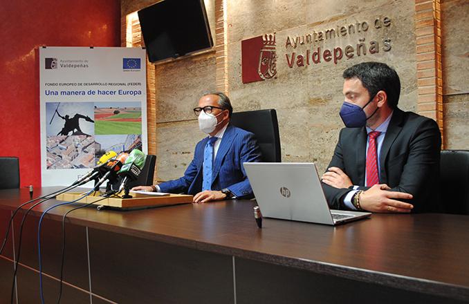 Valdepeñas modernizará su sede electrónica para optimizar las relaciones telemáticas con la ciudadanía y empresas