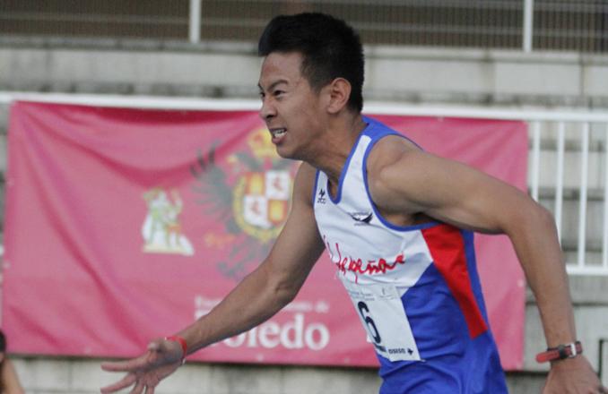 Anbo Xu, Sistemas Valcom Valdepeñas Athletics Club, vence en Granada