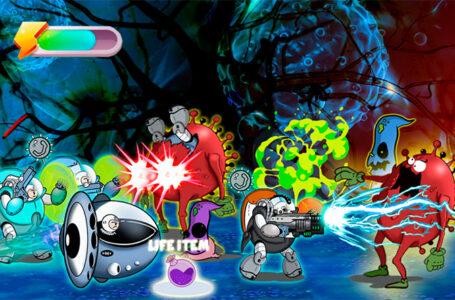 GameArt conceptuales del juego de Akura Studio