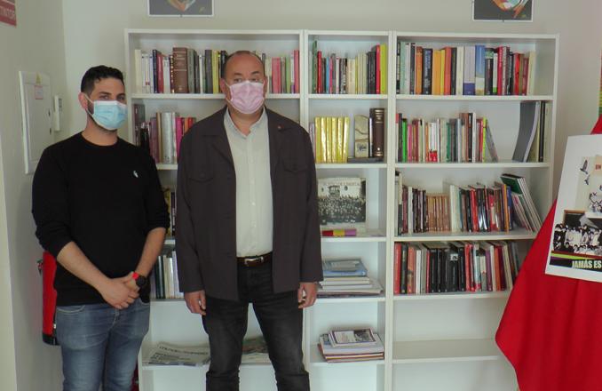 IU abre las puertas de su Biblioteca «Elena Tortajada»