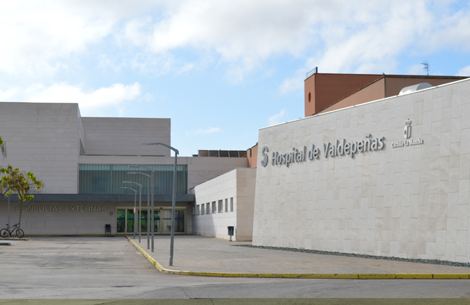 Los hospitalizados por coronavirus en Valdepeñas se eleva a 14 este jueves