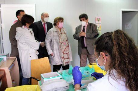 Vacunación en Puertollano