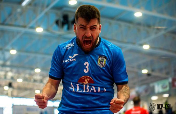 4-2| Tres puntos de oro para el Viña Albali Valdepeñas