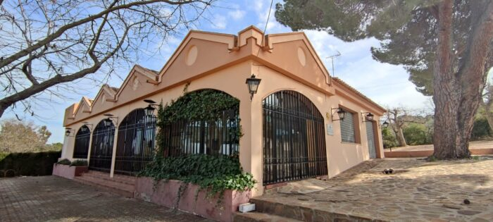 Bar-Restaurante del Valle de Los Perales