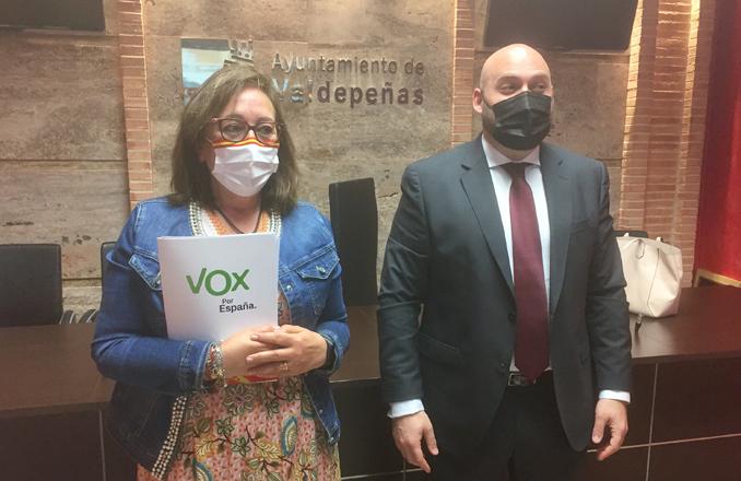 Vox presenta una moción para pedir que se lleven a cabo propuestas de actividades para el año dedicado a las personas con Síndrome Down