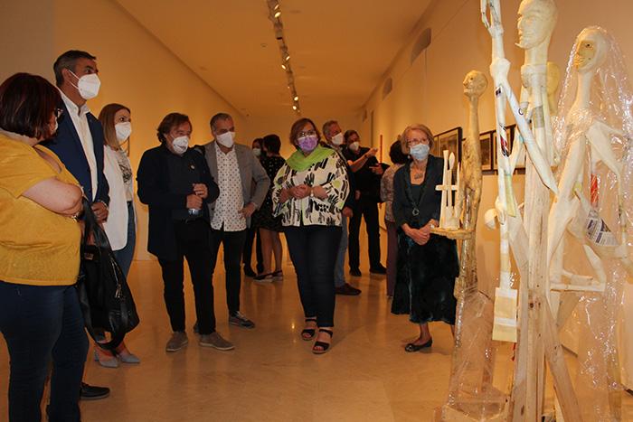 """El Gobierno de Castilla-La Mancha conmemora el Día Internacional de los Museos con la exposición """"Barroco: Divino y Humano"""" en la Merced"""
