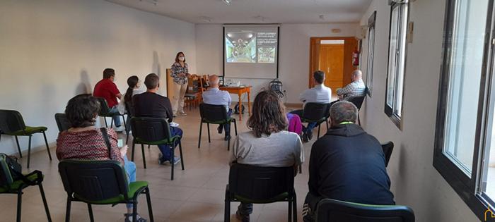 El Proyecto 'Geoparque Volcanes de Calatrava. Ciudad Real' participa en la Semana Europea de los Geoparques, organizando charlas divulgativas
