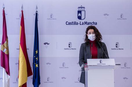 La viceconsejera de Empleo, Diálogo Social y Bienestar Laboral, Nuria Chust