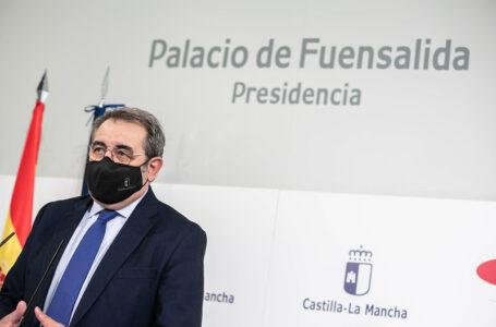 Jesús Fernández Sanz , consejero de sanidad